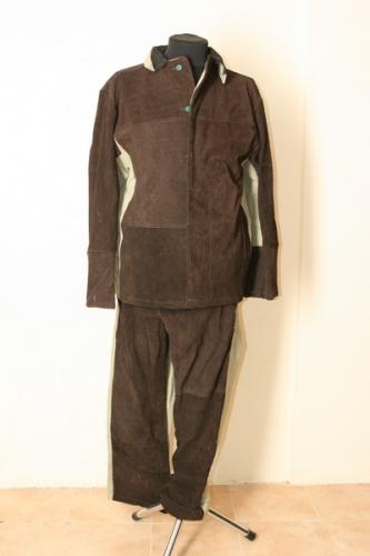 костюм брезентовый со спилком для сварочных работ