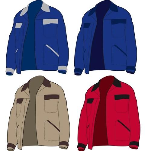 """Костюм """"Строитель&quot ;. Куртка плюс полукомбинезон. Ткань Саржа (245 пл, 65%хл/35%пэс)."""