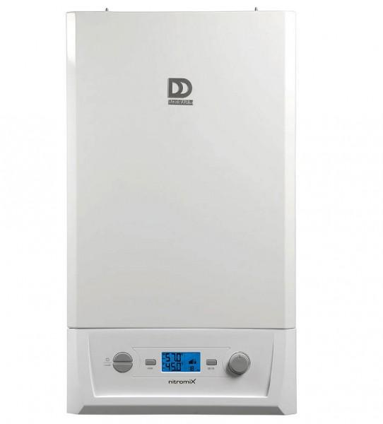 Котел Demrad Nitromix P 24 (23 кВт) - двухконтурный навесной конденсационный газовый котел