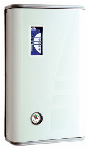 Котел электрический EPKO LF-24 (24 кВт., 3*380 В.) с программатором с программатором
