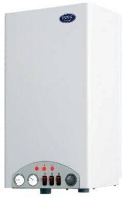 Котел электрический отопительный АОЭ - 18-1Н Д (380В) настенный двухконтурный