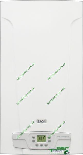 Фото  1 Котел газовый Baxi Fourtech 1.140 i одноконтурный, дымоходный 1968075