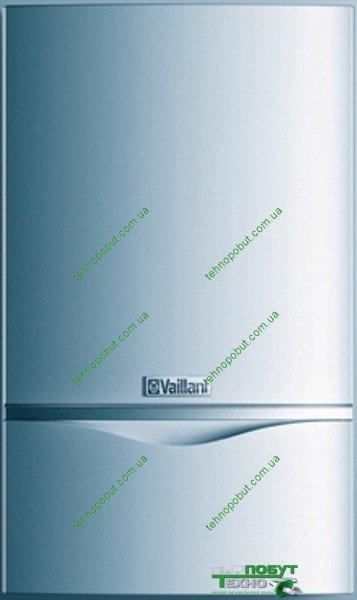 Фото  1 Котел газовый, конденсационный Vaillant ecoTEC plus VUW OE 296-3-5 H двухконтурный, турбо 1968130