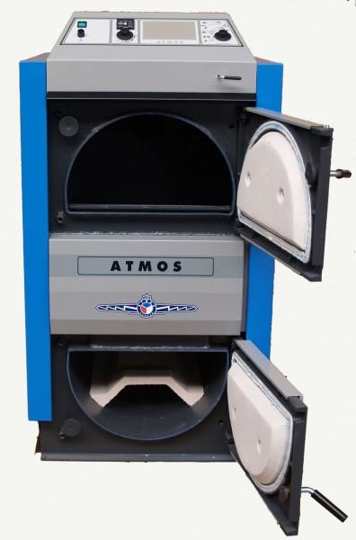 Котел пиролизный Atmos DC 15 E