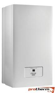 Котел Protherm - навесной газовый котёл Protherm с пластинчатым теплообменником и функцией приготовления горячей воды.
