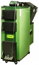 Котел SAS ECO. Работает в двух режимах - с автоматической подачей и с ручной загрузкой. Гарантия 5 лет!!!!!!!
