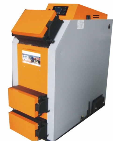 Котел твердотопливный (CHT-Cichewicz) Logica 50-58 kW