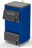 Котел твердотопливный Euro KLIVER - 18 П (с плитой) до 180м2.