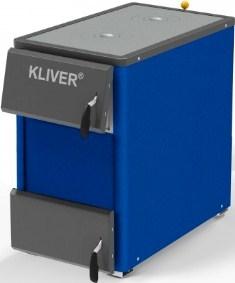 Котел твердотопливный Euro KLIVER - 25 П до 250м2.