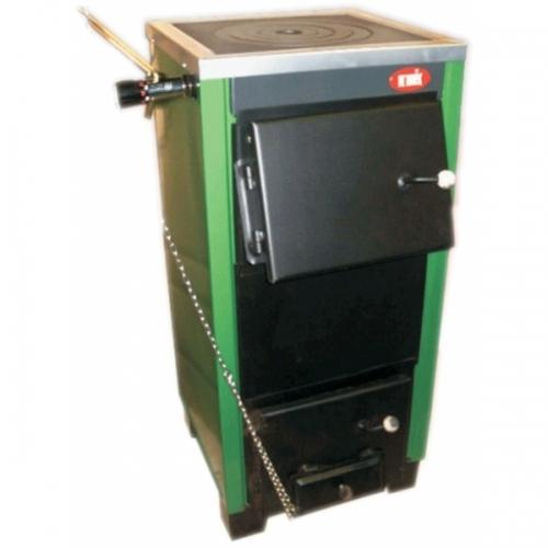 Котел твердотопливный (КОТВ-20П Огонек)для отопления зданий и жилых домов площадью до 250 кв. м.