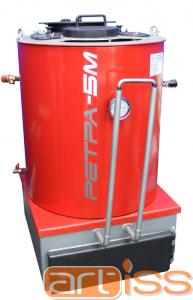Котел твердотопливный Ретра-5М в ассортименте