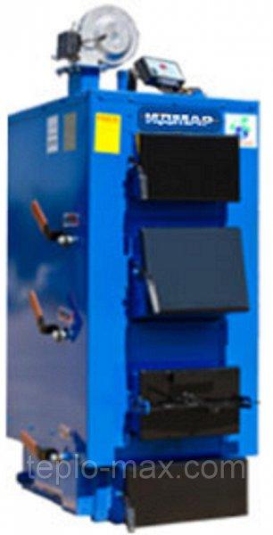 Фото  1 Котел-утилизатор на твердом топливе «Идмар» ЖK-1-31 кВт. Твердотопливный котел долгого горения 1745419