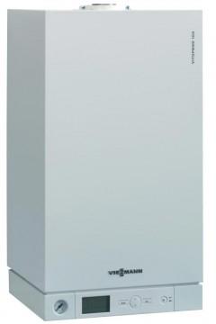 котел Viessmann Vitopend 100 WH1D Два теплообменника. Мощность - 23 кВт. Гарантия - 2 года. Германия.