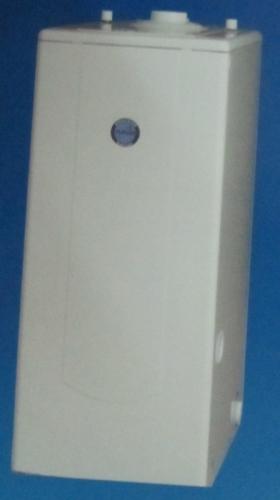Котел жидкотопливный (дизель) двухконтурный KITURAMI. Мощность 15 кВт. с комнатным термостатом.
