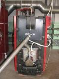 Котлы твердотопливные автоматизированные пеллетные KALVIS Pellets 250 кВт. Котел с автоматизированной подачей топлива