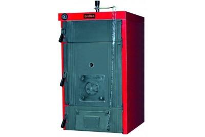 Котлы твердотопливные чугунные Roda Brenner Max , мощность 60-95 кВт .