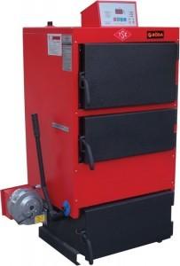 Котлы твердотопливные стальные Roda RK3G , мощность от 23 до 1100кВт .