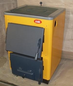 КОТВ-10П «Огонек» (варочнпя плита) Площадь отапливаемого помещения до 100М. кв.
