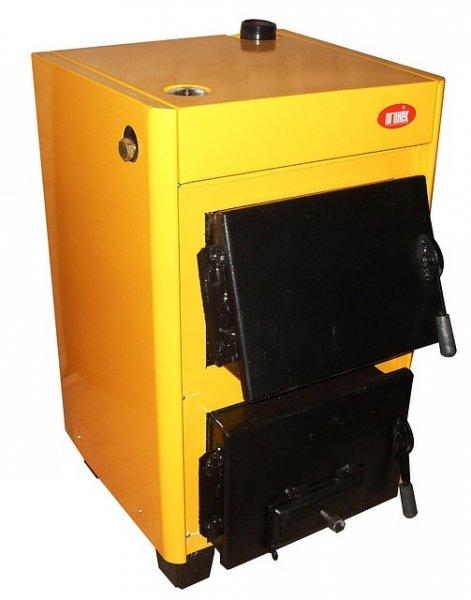 Фото  1 КОТВ-14 Твердотопливные котлы Огонек мощностью 14 кВт 1864010