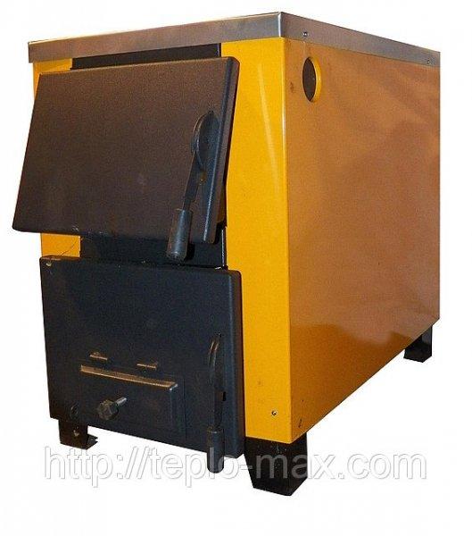 Фото  1 КОТВ-17,5 (Тайга) Котел-печь на твердом топливе для отопления и приготовления пищи. 1745437