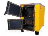 Фото  4 КОТВ-47,5 (Тайга) Твердотопливный котел-печь для отопления и приготовления пищи. 4745394