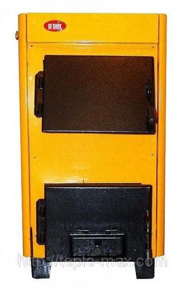 КОТВ-18В Твердотопливный котел с водогрейным контуром (двухконтурный)