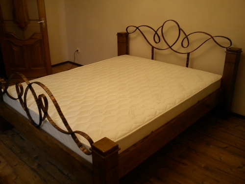 Кованаые авторские кровати.