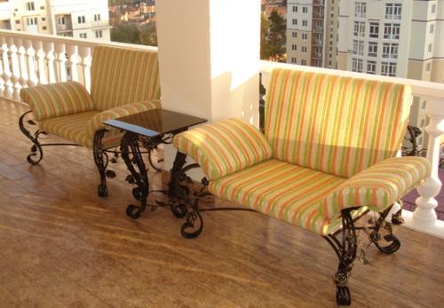 Кованая мебель для Вашего дома: кованые кровати, кованые столы и стулья, банкетки! Доступные цены!