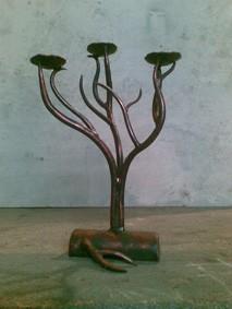 Кованая мебель и предметы интерьера