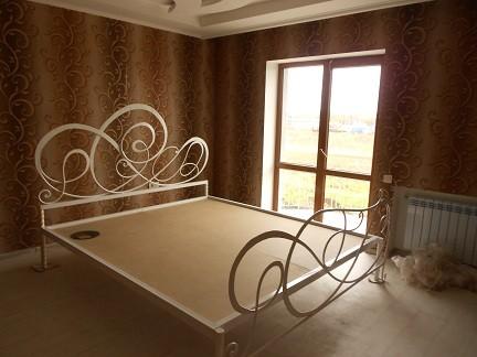 Кованая мебель на заказ, кровати, столы, стулья, мангалы и т. д