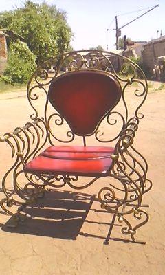 Кованая мебель под заказ.