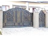 Фото 3 Кованые ворота и калитки - фото, цены. Купить от производителя Украина 336393