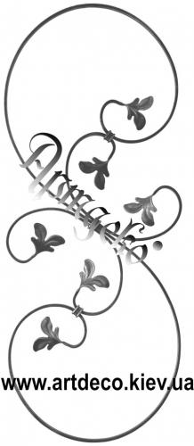 Кованые барокко, розетки от производителя компании Артдеко. Низкие цены!