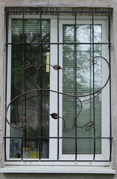 Кованые решетки под заказ в Днепропетровске