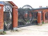Фото  1 Ковані ворота 2007532