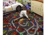Фото  5 Ковер дорога в детскую комнату для мальчика Биг Сити 2539272