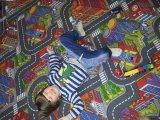 Фото  10 Ковер дорога в детскую комнату для мальчика Биг Сити 21039272
