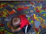 Фото  5 Ковер дорога в детскую комнату для мальчика Смарт Сити 2534448