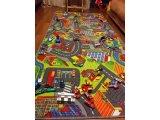 Фото  7 Ковер дорога в детскую комнату для мальчика Смарт Сити 2734448