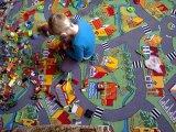 Фото  1 Ковер в детскую комнату с дорогой Вилыдж 2134445