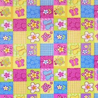 Фото  1 Ковер в цветочек в детскую Батерфляй 2134463