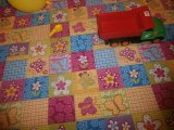 Фото  9 Ковер в цветочек в детскую Батерфляй 2934463