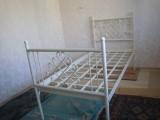 Изготовление под заказ металлических кроватей с элементами ковки в Харькове.