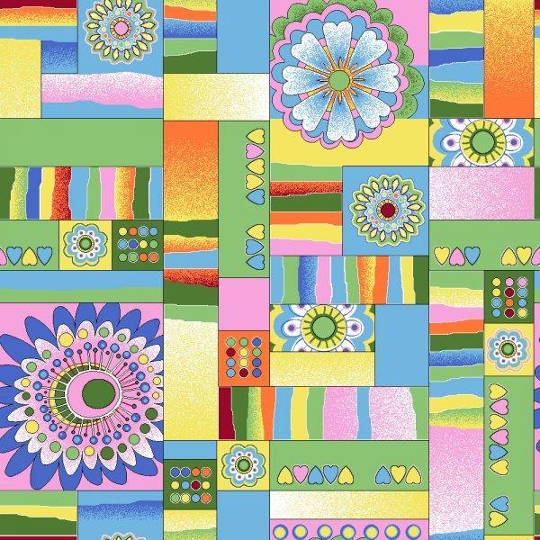 Фото  1 Коврик детский цветной Напол №8 2.5, 1.5 2228558