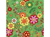 Фото  3 Коврик детский цветной Цветы 40 2335024