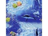 Фото  1 Коврик для детской комнаты на пол Океан 2134508