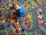 Фото  8 Коврик с дорогой для мальчиков Вилыдж 2834484