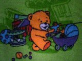 Фото  8 Коврики в дитячу кімнату Напол №82 8, 8.5 2238882