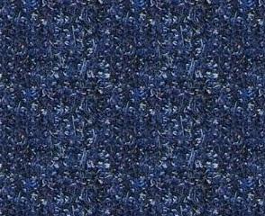 Ковролин Казино 1144 синий 3м (м. пог. )