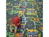 Фото  4 Ковролин в детскую Сити Лайф Сити Лайф, Серо-зеленый, 4.5 м 2434425